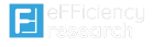 eFFiciency research Logo